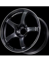 Advan Racing TC4 18x11 +15 5-114.3 Racing Black Gunmetallic & Ring