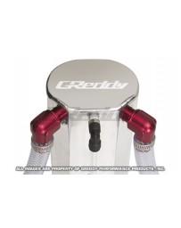 GReddy Oil Catch Can 15mm Lightweight Short Universal