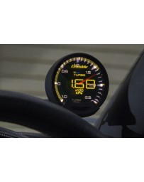 GReddy Sirius Unify 74mm Turbo Boost Gauge and Vision Display Kit