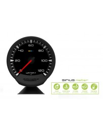 GReddy Sirius 74mm Water Temperature Gauge
