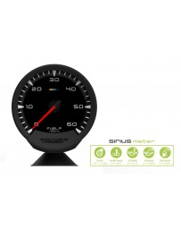 GReddy Sirius 74mm Fuel Pressure Gauge