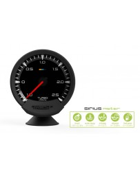 GReddy Sirius 74mm Boost Pressure Gauge