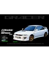 GReddy Front Lip Spoiler Subaru Impreza 2.5RS 1998