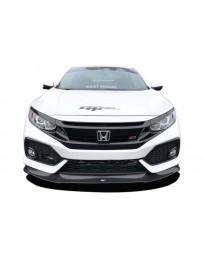 GReddy Carbon Front Lip Spoiler Honda Civic Si 2017+