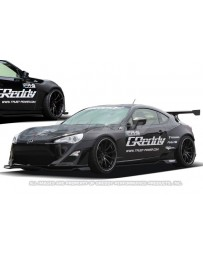 GReddy X Rocket Bunny Wide Body Aero Kit without Wing Scion FR-S 2013+