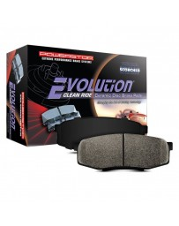 Toyota Supra GR A90 MK5 Power Stop Z16 Evolution Clean Ride Ceramic Rear Disc Brake Pads
