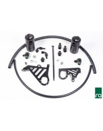 Radium Engineering 2013+ Ford Focus ST Dual Catch Can Kit