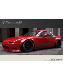 GReddy Rocket Bunny Full Wide Body Kit Mazda Miata MX-5 NA 1990-1997