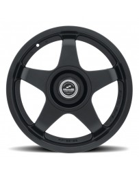 fifteen52 Chicane 17x7.5 4x100/4x98 35mm ET 73.1mm Center Bore Asphalt Black Wheel