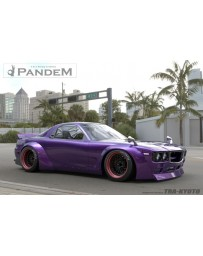 GReddy Pandem Wide Body Boss Kit Mazda RX-7 93-96