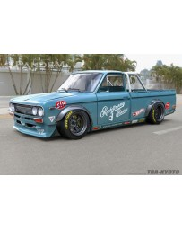 GReddy 72-79 Datsun 620 Pickup Rocket Bunny Full Wide-Body Aero Kit