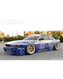 GReddy Pandem Full Aero Kit Version 3 Nissan Silvia Coupe 1989-1993