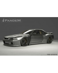 GReddy Pandem Wide-Body Aero Kit Nissan Skyline GT-R R32