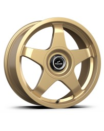fifteen52 Chicane 18x8.5 5x112/5x120 35mm ET 73.1mm Center Bore Gloss Gold Wheel