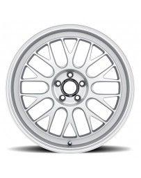 fifteen52 Holeshot RSR 19x8.5 5x112 45mm ET 57.1mm Center Bore Radiant Silver Wheel