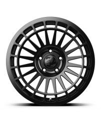 fifteen52 Integrale 18x8.5 5x112 45mm ET 66.56mm Center Bore Asphalt Black Wheel