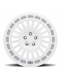 fifteen52 Integrale 18x8.5 5x100 45mm ET 73.1mm Center Bore Rally White Wheel