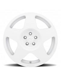 fifteen52 Tarmac 17x7.5 5x114.3 42mm ET 73.1mm Center Bore Rally White Wheel