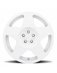fifteen52 Tarmac 18x8.5 5x112 45mm ET 66.56mm Center Bore Rally White Wheel