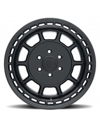 fifteen52 Traverse HD 17x8.5 6x120 0mm ET 67.1mm Center Bore Asphalt Black Wheel