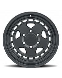 fifteen52 Turbomac HD Classic 16x8 6x139.7 0mm ET 106.2mm Center Bore Asphalt Black Wheel
