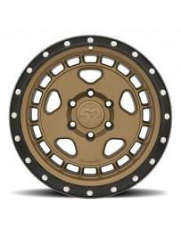 fifteen52 Turbomac HD 17x8.5 6x139.7 0mm ET 106.2mm Center Bore Block Bronze Wheel