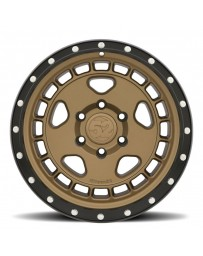 fifteen52 Turbomac HD 17x8.5 5x150 0mm ET 110.3mm Center Bore Block Bronze Wheel