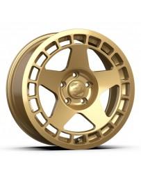 fifteen52 Turbomac 18x8.5 5x112 45mm ET 66.56mm Center Bore Gloss Gold Wheel