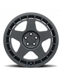fifteen52 Turbomac 17x7.5 5x100 30mm ET 73.1mm Center Bore Asphalt Black Wheel
