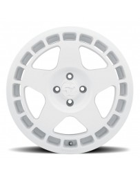 fifteen52 Turbomac 17x7.5 5x112 40mm ET 66.56mm Center Bore Rally White Wheel