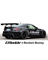 GReddy X Rocket Bunny Wide Body Aero Kit with Wing Scion FR-S 2013+
