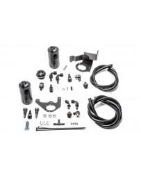Radium Engineering 09-15 Cadillac CTS-V Dual Catch Can Kit