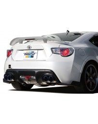 GReddy CS-GTS V.3 Quad Exit Cat Back Exhaust System Subaru BRZ / Toyota GT-86 / Scion FRS 2013-2016