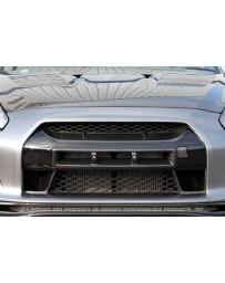 GReddy Top Secret - R35 Intake Grill - Carbon Nissan GT-R R35 2009+