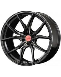Gram Lights 57FXX 18x8.0 +38 5-114.3 Black & Machining Wheel
