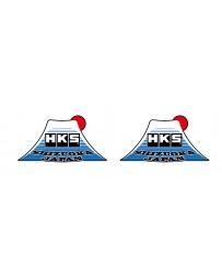 HKS Sticker FUJIYAMA 2020