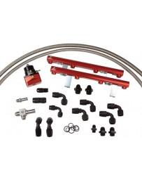 Aeromotive 96-98.5 Ford DOHC 4.6L Fuel Rail System (Cobra)