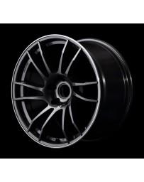 Gram Lights 57XTC 17x7.0 +48 5-114.3 Super Dark Gunmetal Wheel