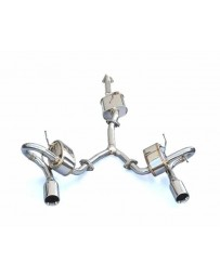 HKS Super Sound Master Stainless Exhaust Nissan 350Z Roadster 07-08