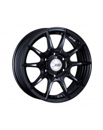 SSR Devide X01H Wheel 16x6.5 6x139.7 38mm Black