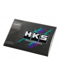 HKS Large Super Racing Sticker