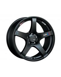 SSR GTV01 Wheel Matte Black 18x7.5 5x114.3 53mm
