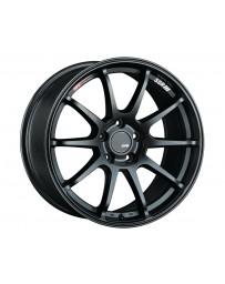 SSR GTV02 Wheel Matte Black 18x7.5 5x114.3 43mm