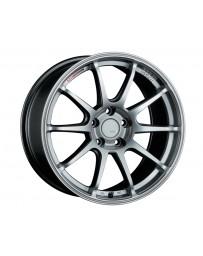 SSR GTV02 Wheel Silver 17x7.0 4x100 42mm