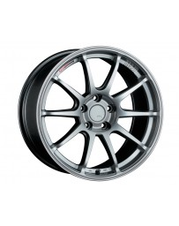 SSR GTV02 Wheel Silver 18x8.5 5x114.3 40mm