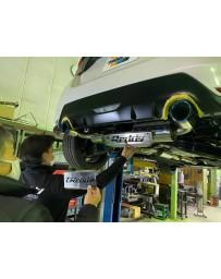 Toyota Yaris GR 20+ MK2 Greddy Stainless Steel Muffler Exhaust System