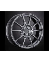 SSR GTX01 Wheel 18x8 5x112 45mm Dark Silver