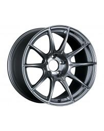 SSR GTX01 Wheel Dark Silver 17x8 5x100 45mm
