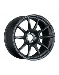 SSR GTX01 Wheel Flat Black 17x9 5x100 38mm
