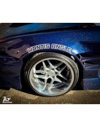 FDF RaceShop MANTIS ANGLE FENDER STICKER